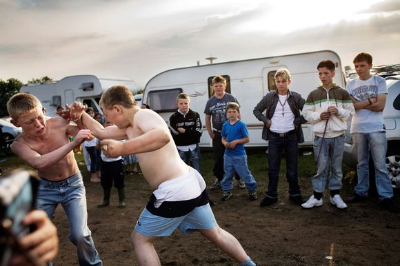 Tyson Image 2 - Gypsy Boys Fighting