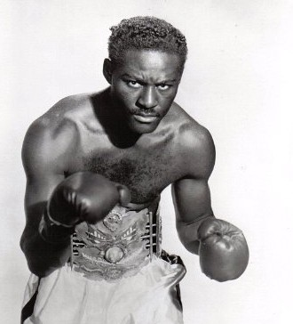 The great Ezzard Charles.