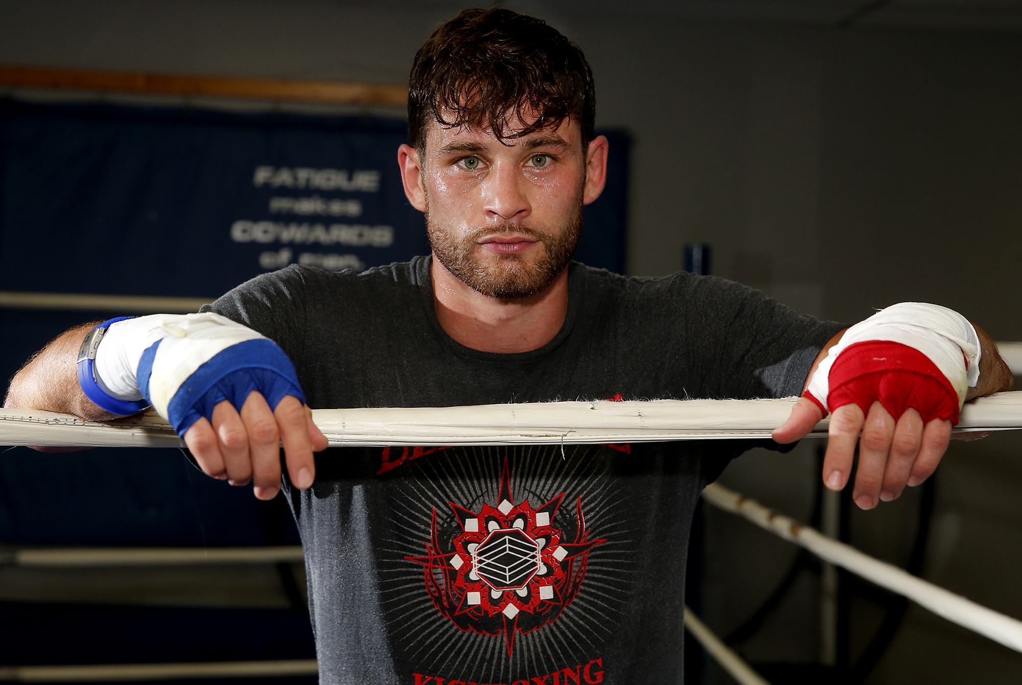 Boxer Chris Algieri