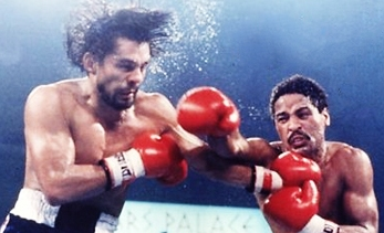 """El Radar's"" greatest triumph: dominating Duran in 1983."