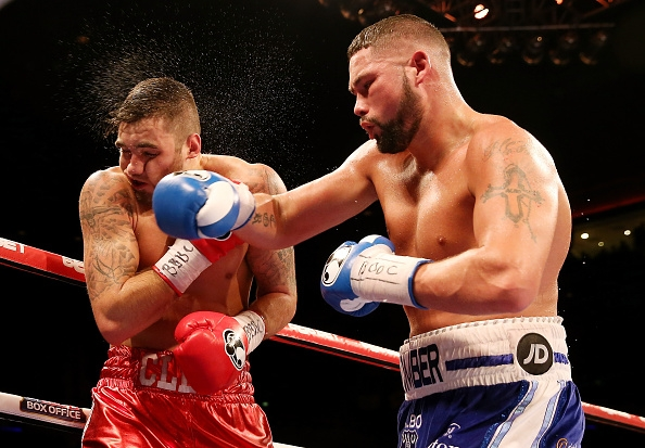 Bellew decisions Cleverly: not PPV worthy.