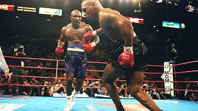 Nov 9 1996 Holyfield Vs Tyson I Quot The Real Deal