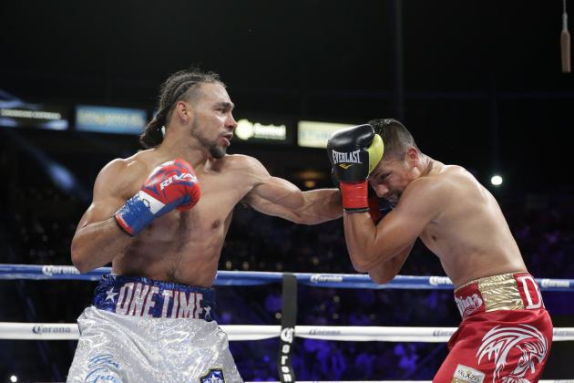 Keith Thurman 1