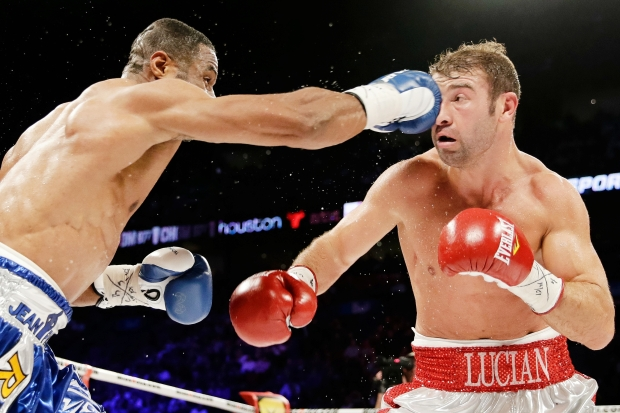 Pascal vs Bute was a let-down.