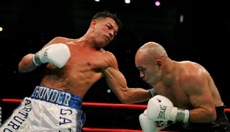 Jan. 29, 2005: Gatti vs Leija