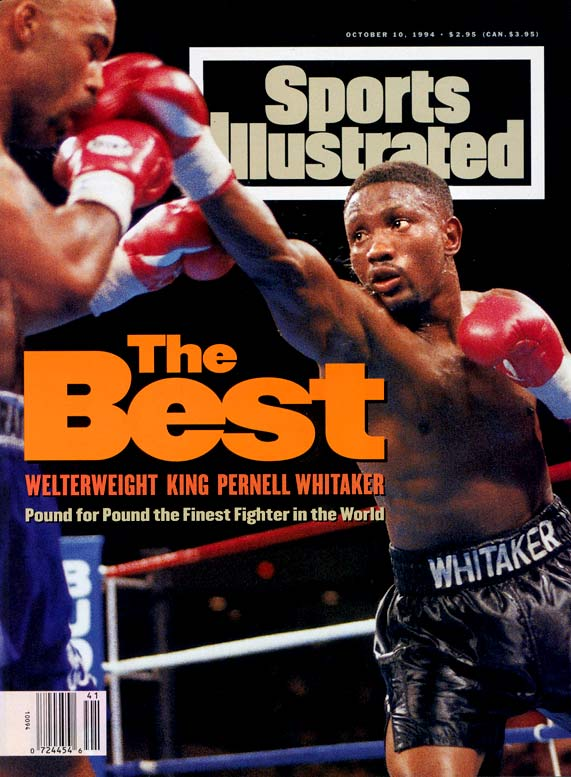 For most of the 90s, Whitaker was clearly 'The Best.'