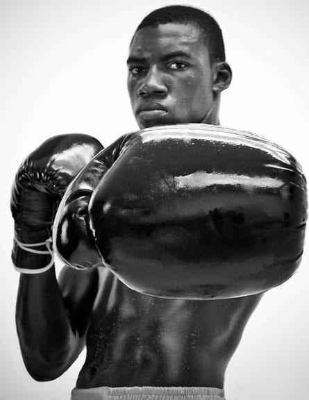 Julius Jackson, boxer