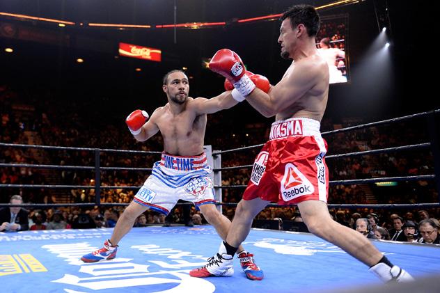 Thurman vs. Guerrero