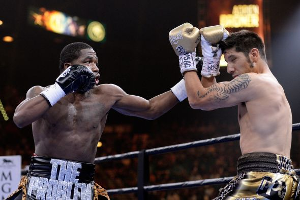 Is Broner stealing at least part of the spotlight from other fighters?