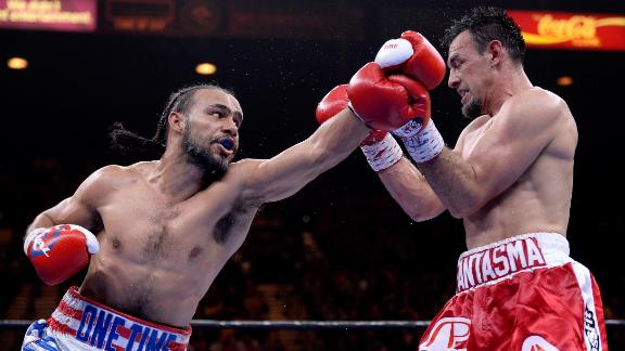 Will Thurman come calling for that WBO belt?