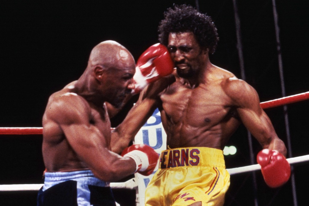 Hagler vs Hearns: that's entertainment!