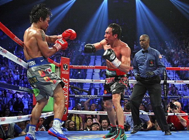 Marquez vs Pacquiao