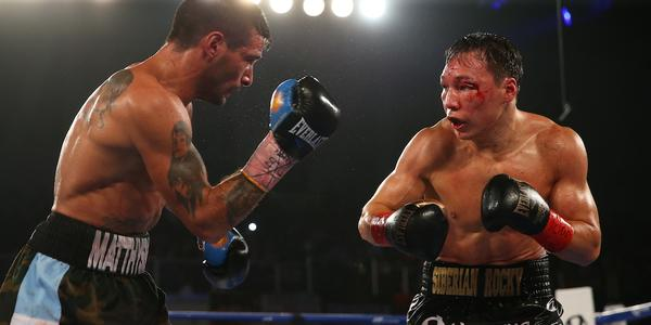 Matthysse outpoints Provo.