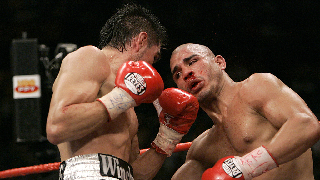 Win or lose, Cotto used to take on all comers