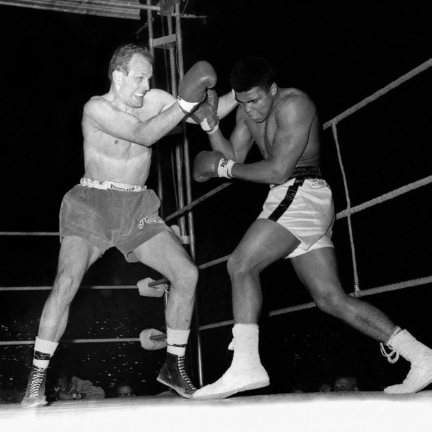 Cooper's style and heavy left hand gave Ali serious trouble.