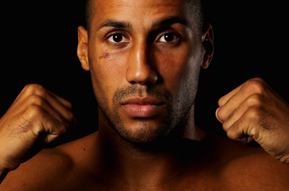 James DeGale Cover