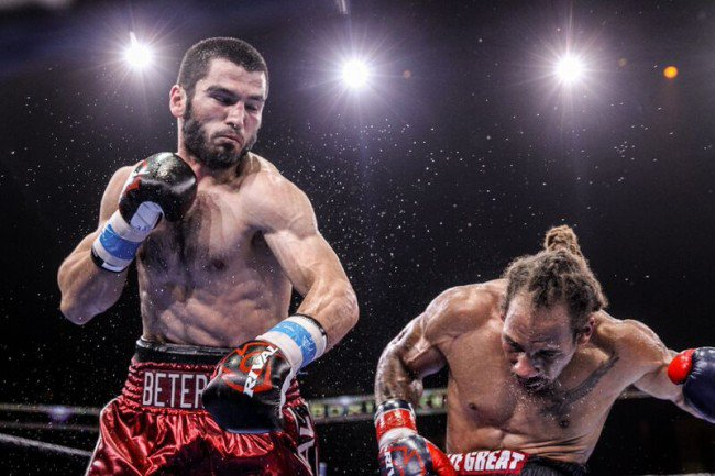 Sheer power will likely be the deciding factor in most of Beterbiev's fights.