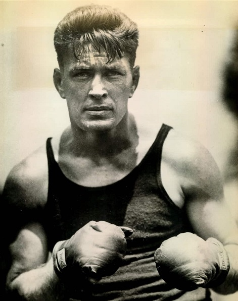 Gene Tunney: left the game at only 31 and never came back.
