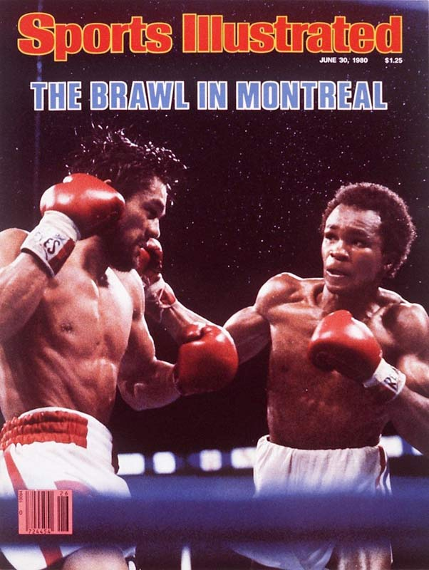 The Brawl in Montreal