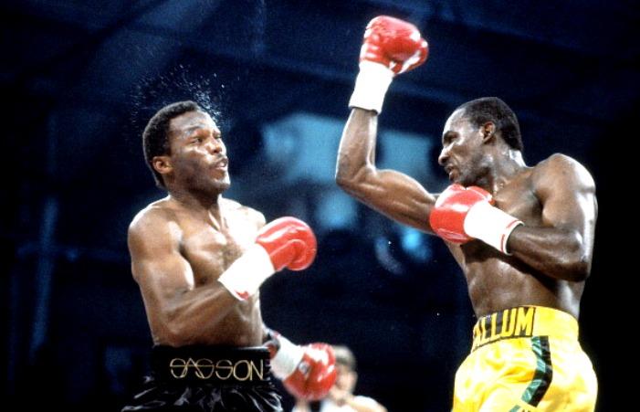 July 18, 1987: McCallum vs Curry