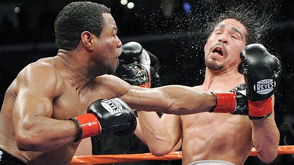 Margarito was never the same after being caught with illegal wraps before the Mosley fight.