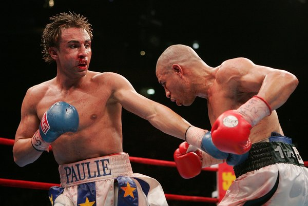 The Cotto fight was a tough night for Paulie