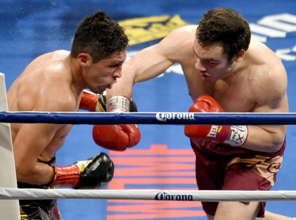 Chavez Jr.: a living, breathing argument for bringing back the same day weigh-in.