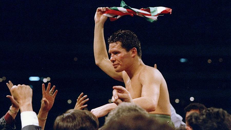Feb. 20, 1993: Chavez vs Haugen