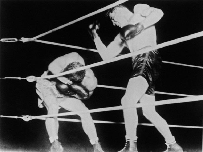 Aug. 25, 1930: Baer vs Campbell