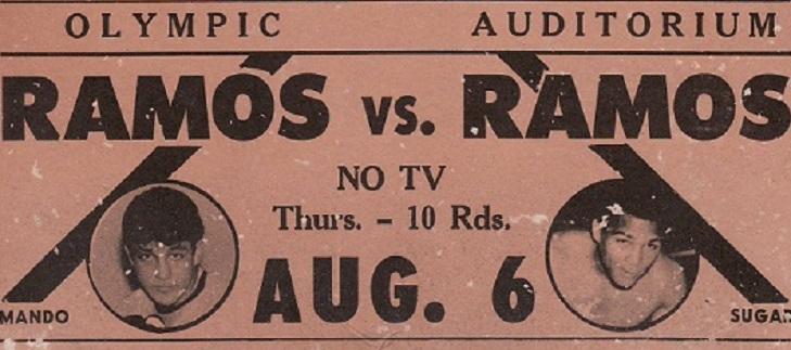 Aug. 6, 1970: Ramos vs Ramos