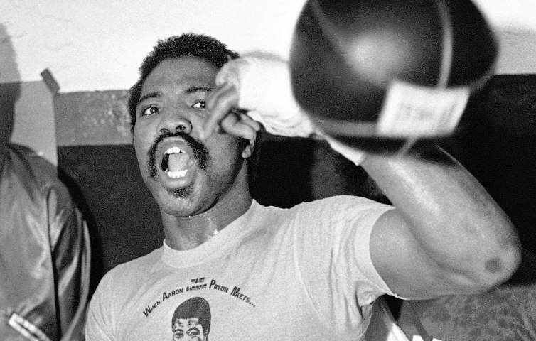 Aaron Pryor - the GGG of his era?
