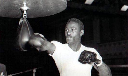 Ezzard Charles - master boxer.
