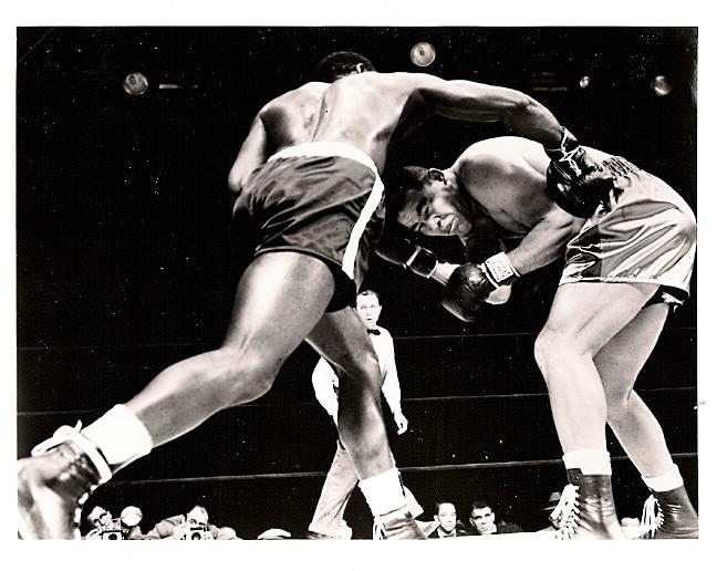 Sept. 27, 1950: Charles vs Louis