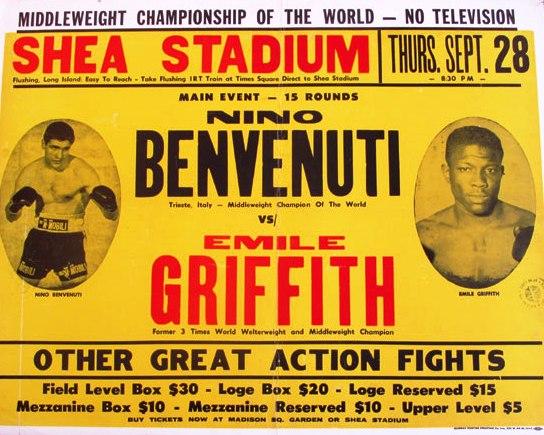 Emile_Griffith_vs_Nino_Benvenuti_Poster