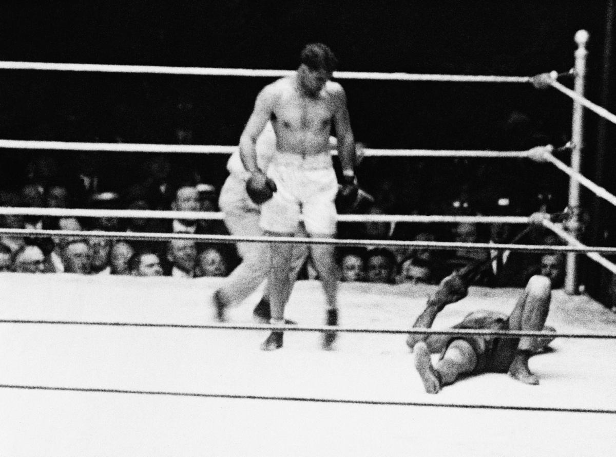 Sept  14, 1923: Dempsey vs Firpo: The Wildest Round In