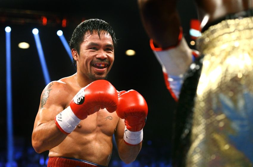 Would Manny be smiling if he had to rise to the top during the Haymon era?