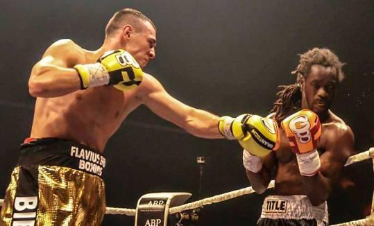 Flavius Biea dominated.