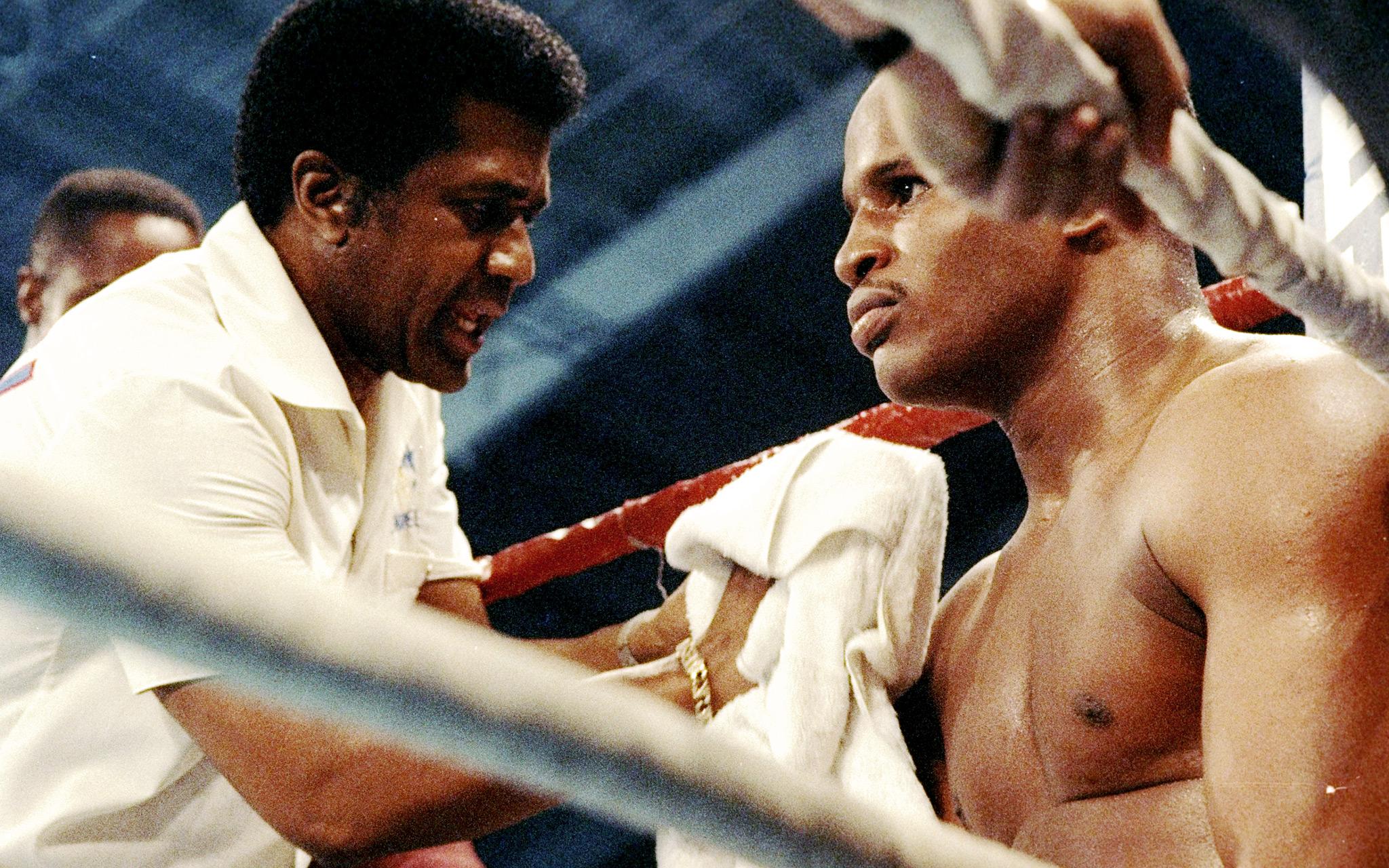 May 15, 1992: Moorer vs Cooper