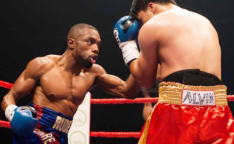 Roody Pierre Paul defeated Alvin Tam.