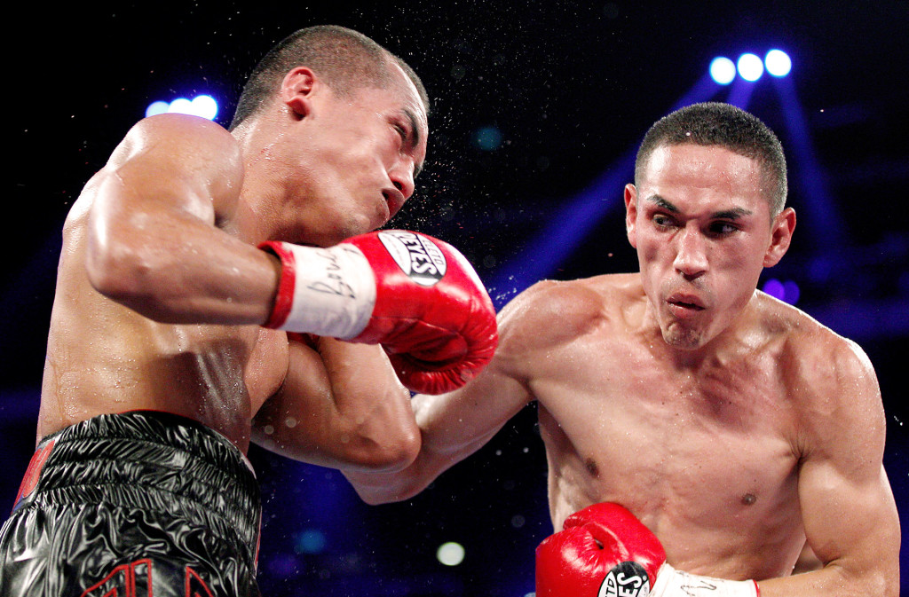 Juan Francisco Estrada, P4P claimant and champion flyweight.