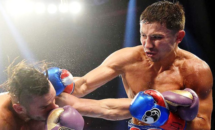 Golovkin gives us hope.