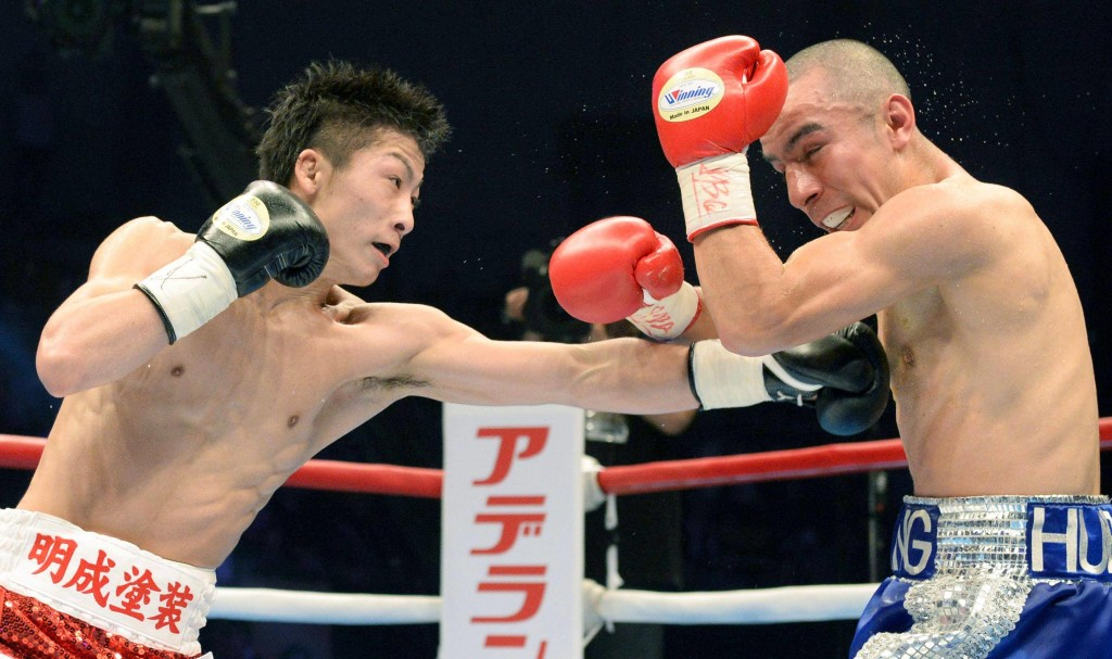 The heavy handed Naoya Inoue has a bright future ahead of him.