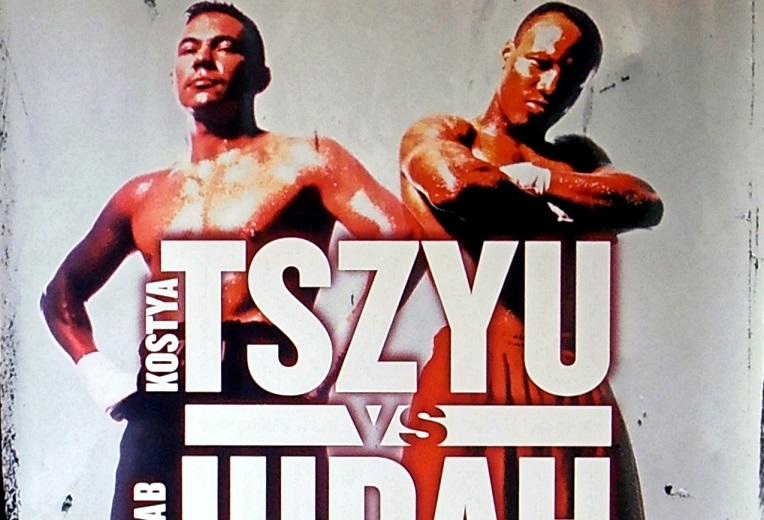 Nov. 3, 2001: Tszyu vs Judah