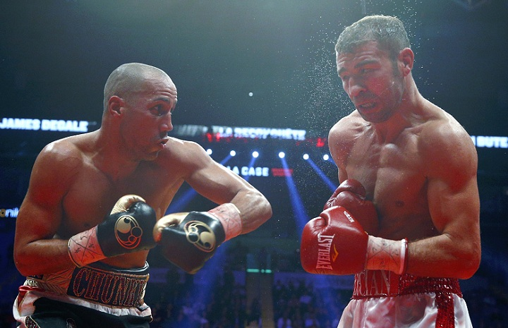 The DeGale fight answered questions.