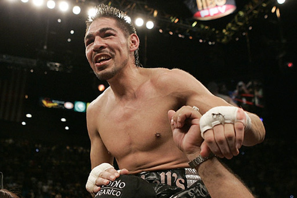 There was a time when Margarito was a formidable and feared opponent.