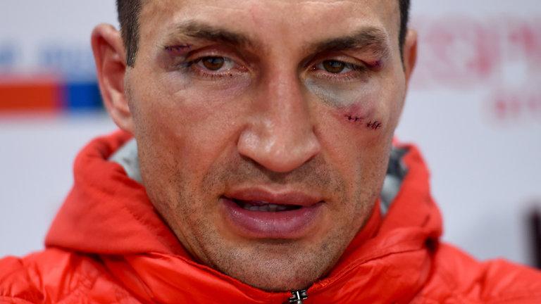 beaten klitschko