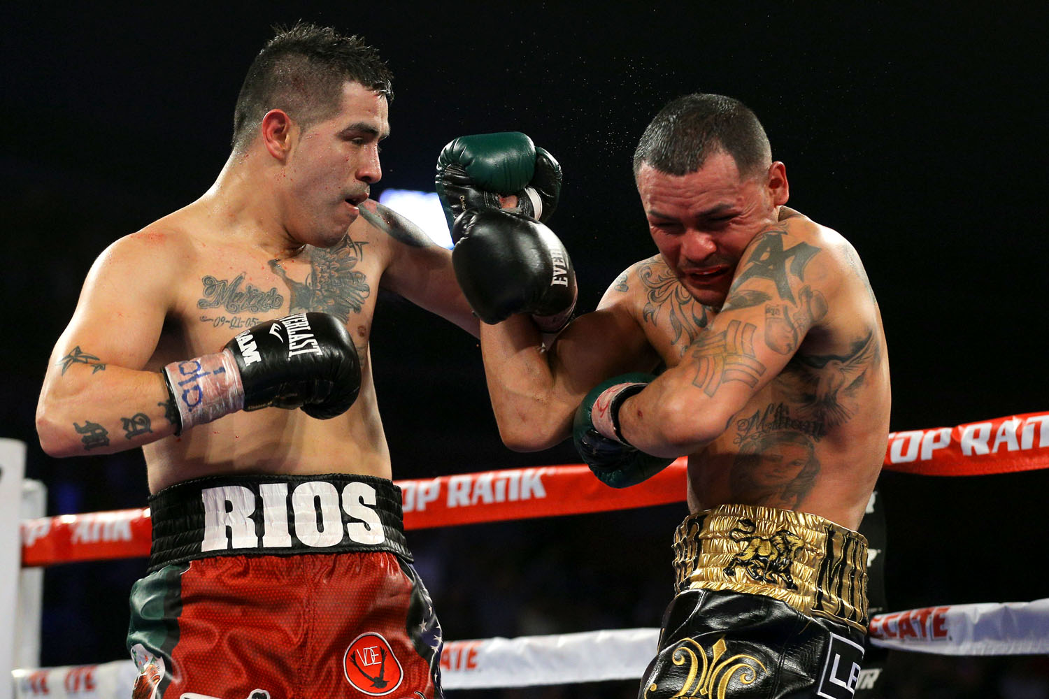 Can Rios finally get his signature win?