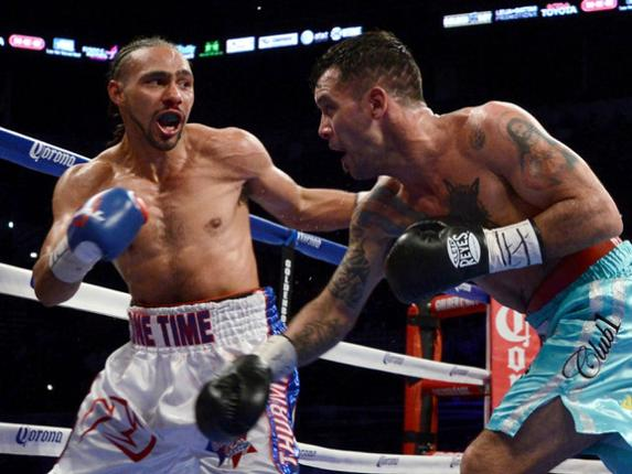 "Thurman vs Chaves was thrilling until ""One Time"" took over"