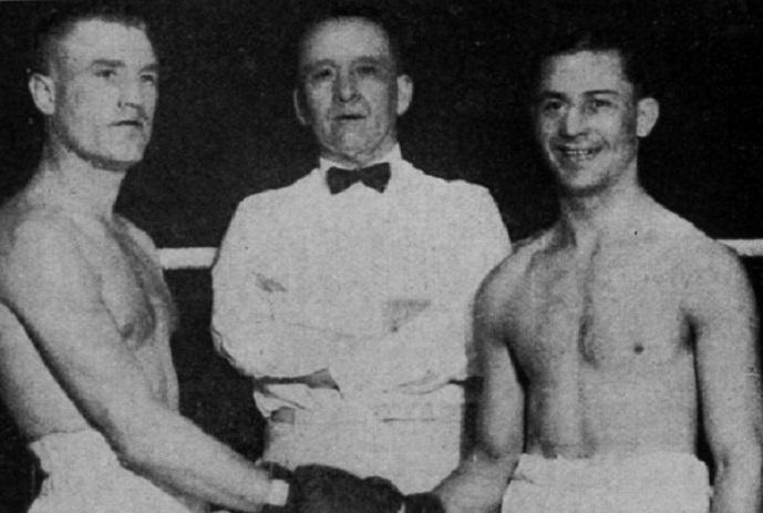 January 14, 1921: Leonard vs Mitchell