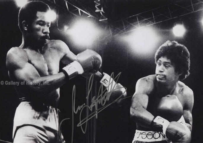 Jan. 24, 1982: Pedroza vs Laporte